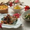 八菜 Deux Branches - 料理写真:9月12日改定フェアメニュー 赤魚の青唐味噌焼き もみじ麩ちらし