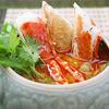 アジアンタワン - 料理写真:たらばがにがたっぷり♪たらばトムヤンクン