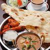 ビンドゥ - 料理写真:おすすめランチセットです!