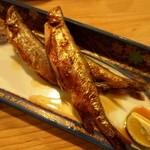 大豊寿司 - 生ししゃも焼き