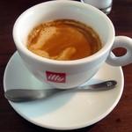 イルベッカフィーコ - +200円のカフェラテ