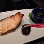 舞桜 - 焼き魚