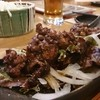 炭焼 尚店 - 料理写真:背肝  新鮮で嫌な癖など全くない!(゚д゚)ウマー