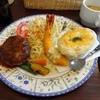 ABC食堂 - 料理写真:Aランチのおかず☆