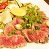和食バル タケイチ - 料理写真:特選和牛ロースステーキ
