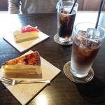 Cafe 住留 -