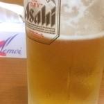 きた乃家 - 生ビール♡