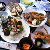 魚信旅館 - 料理写真:一番人気のオコゼ会席