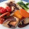 キッチンスプーン - 料理写真:山の恵ワンプレートランチ(1260円)穀物入りリゾット・チキンソテーと焼き野菜・根菜マスタードソース