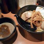 ラーメン炙り - 特製つけ麺