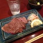 二幸 - 一次会で食った石垣牛は、まぢめにうまかったっすー(°_°)v
