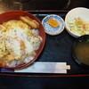 民芸茶房 鷦 - 料理写真:かつ丼