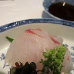 青華こばやし - プリプリの鯛