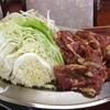 焼肉レストラン井東 - 料理写真:ジンギスカン3人前