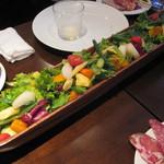 21838483 - 16品目野菜のデトックスサラダ
