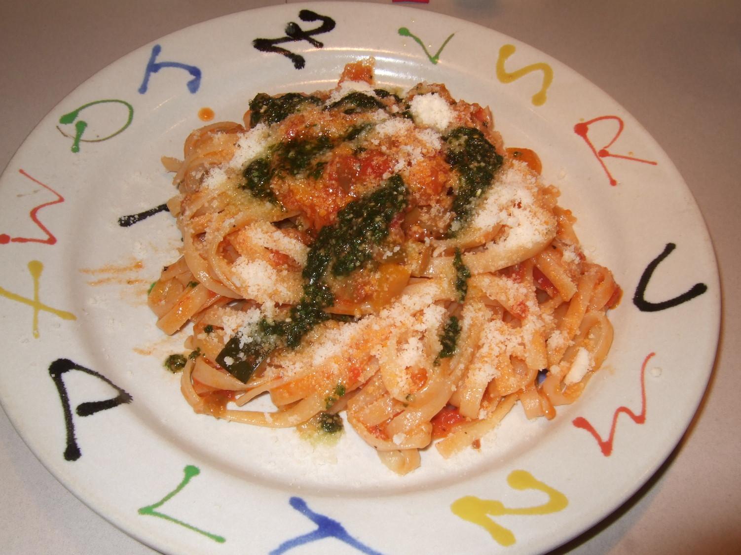 スパゲッティ屋ロッソ