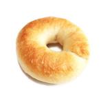 ブーランジェ エス カガワ - 天然酵母のベーグル プレーン (120円) '13 9月上旬