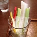 DECO - 食べやすい野菜スティック♪