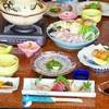 割烹料理旅館 富久潮 - 料理写真:期間限定のお値打ちなあのりふぐコース