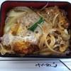 東々亭 - 料理写真:煮込みカツ丼800円