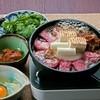 ビストロ割烹koda - 料理写真:《名物★特製味噌の牛鍋2800円》  赤味噌とトマトを練りこんで作った特製味噌でお召し上がりください。