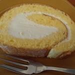 ROLL - ロールケーキ ホワイト