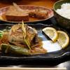 満里湖 - 料理写真:サバの味噌煮