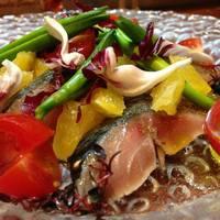 おいしい魚とイタリア全土の白ワイン!【アレグロペッシェ】