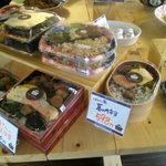 はらぺこ - 弁当も5種類ほど