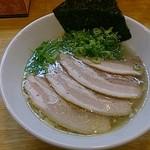 らーめん 空王士 - 料理写真:チャーシュー麺