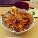 天ぷら懐石 いせ - かき揚げ丼