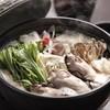 銀座 竹の庵 - 料理写真:三陸山田湾牡蠣の豆乳胡麻味噌鍋