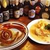 ツム・シュバルツェン・カイラー - 料理写真:ビールとワインとソーセージ!