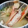 かにしげ - 料理写真:「翁」 カニ汁