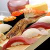 沼津 魚がし鮨 - 料理写真:うに、いくら、中とろ入り『魚がし握り』