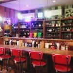 ブプッピドゥー - BARのような喫茶店