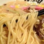 チャンポン専門店 平和食堂 by 我流風 - ちゃんぽん、麺