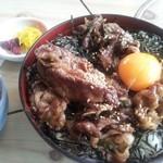なわ - スタミナ丼(熊野牛)