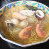 海賊船 - 料理写真:海賊ラーメン(700円)