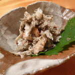 楓庵 - 蟹味噌和え