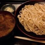 甚五郎 - 鴨汁うどん(650円)