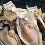 21978771 - 生牡蠣を2種類いただきました。