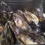 21978774 - 牡蠣のガンガン蒸し。汁もいい!