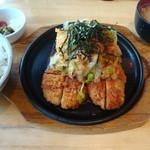 Suzuya - とんかつ茶漬け(大サイズ、ハバネロ味)