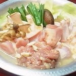 まんま - 朝〆の極み鶏使用の贅沢なお鍋です!