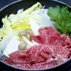 ごちそう家 - 料理写真:【国産牛肉すき焼き800円】 すき焼きが食べたくなったら当店へ♪