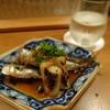 食堂ほかげ - 料理写真:イワシと葱の生姜煮