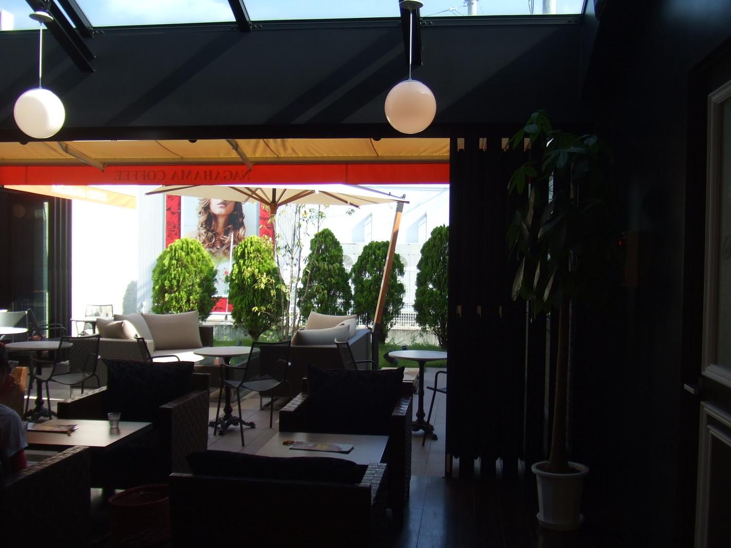 ナガハマコーヒー 御野場店