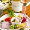 祥瑞 さっぽろ - 料理写真:ワインや日本酒に良く合うアラカルトも充実しております。