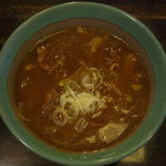 梅玉 - カレー蕎麦